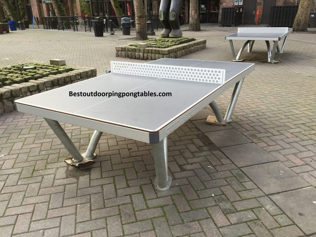 Cornilleau Park Outdoor Table Best Outdoor Ping Pong Tables
