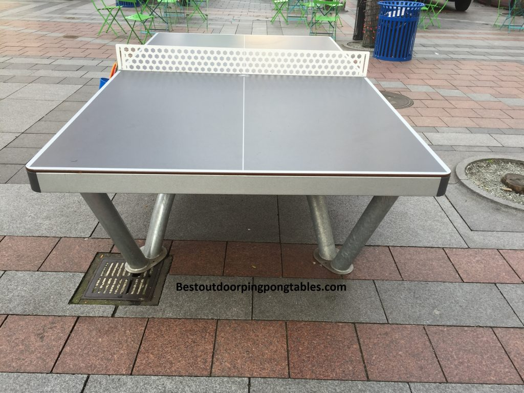 cornilleau park outdoor table best outdoor ping pong tables. Black Bedroom Furniture Sets. Home Design Ideas