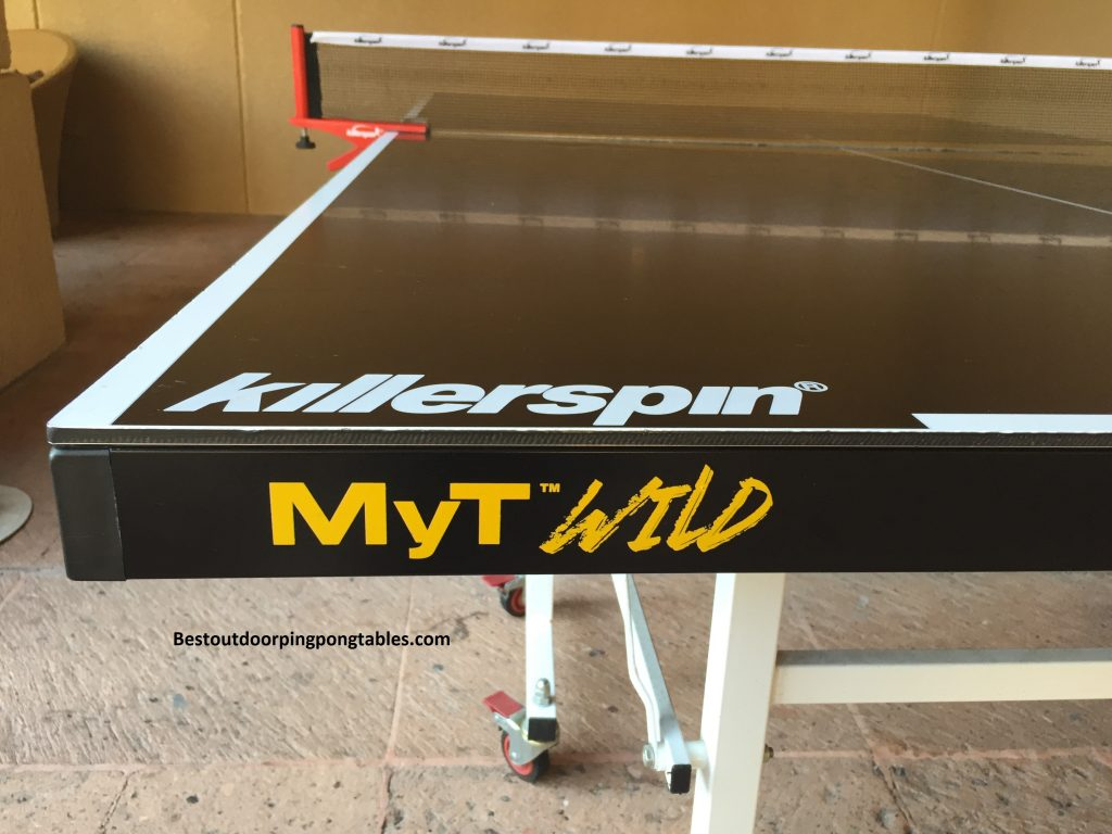 Killerspin Myt Wild Outdoor Ping Pong Table Best Outdoor