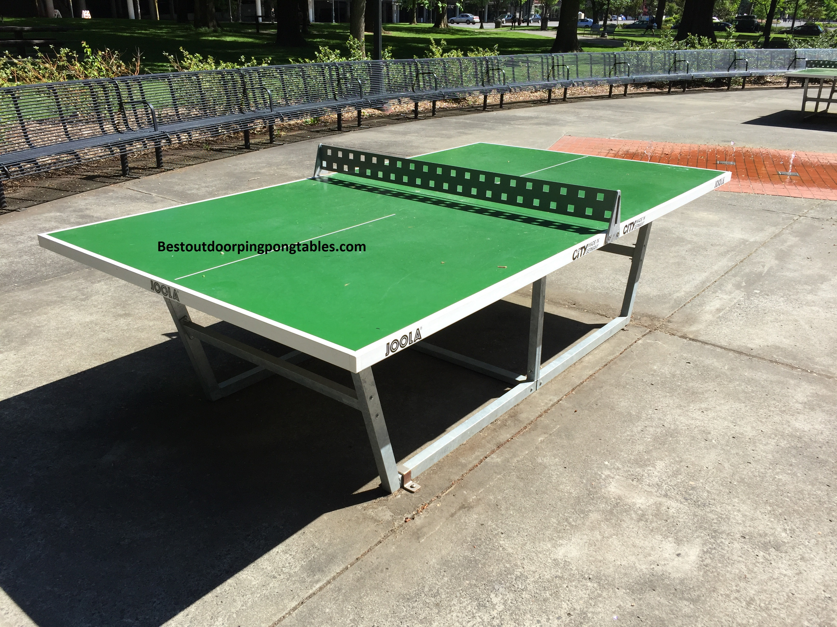 JOOLA City Ping Pong Table