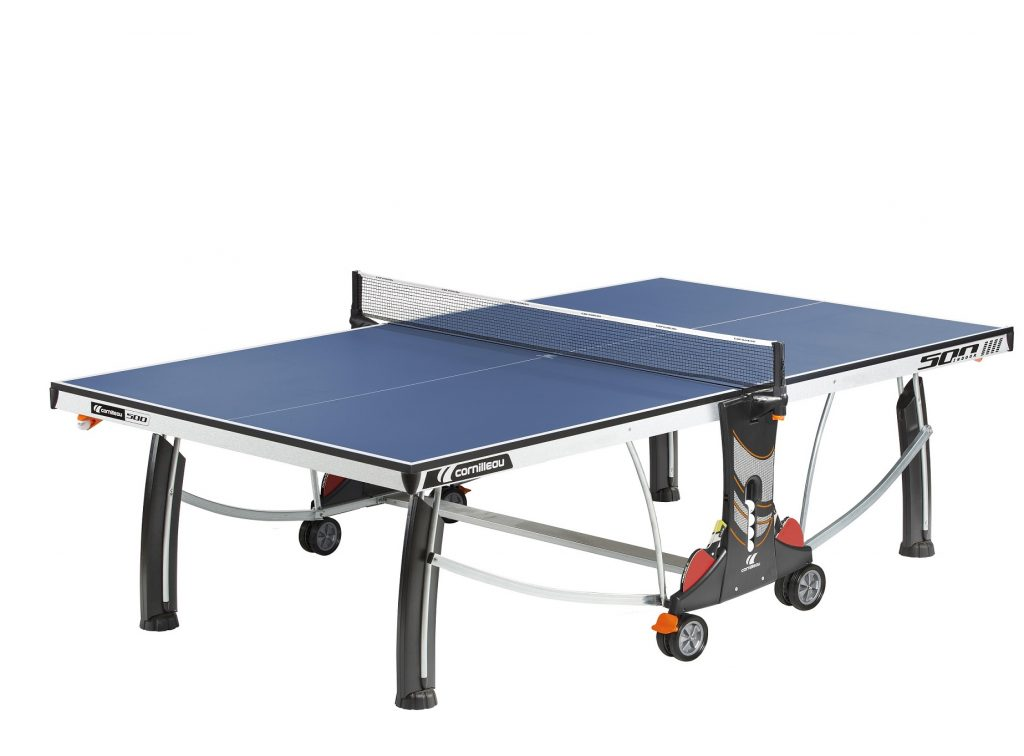 Cornilleau 500 indoor ping pong table - Table de ping pong occasion cornilleau ...