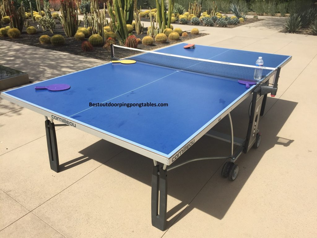 cornilleau 250s crossover ping pong table. Black Bedroom Furniture Sets. Home Design Ideas