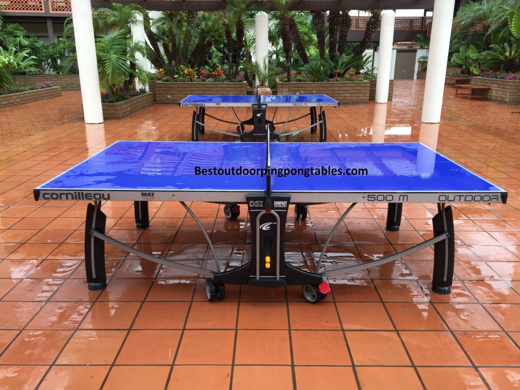 Cornilleau 500M Ping Pong table