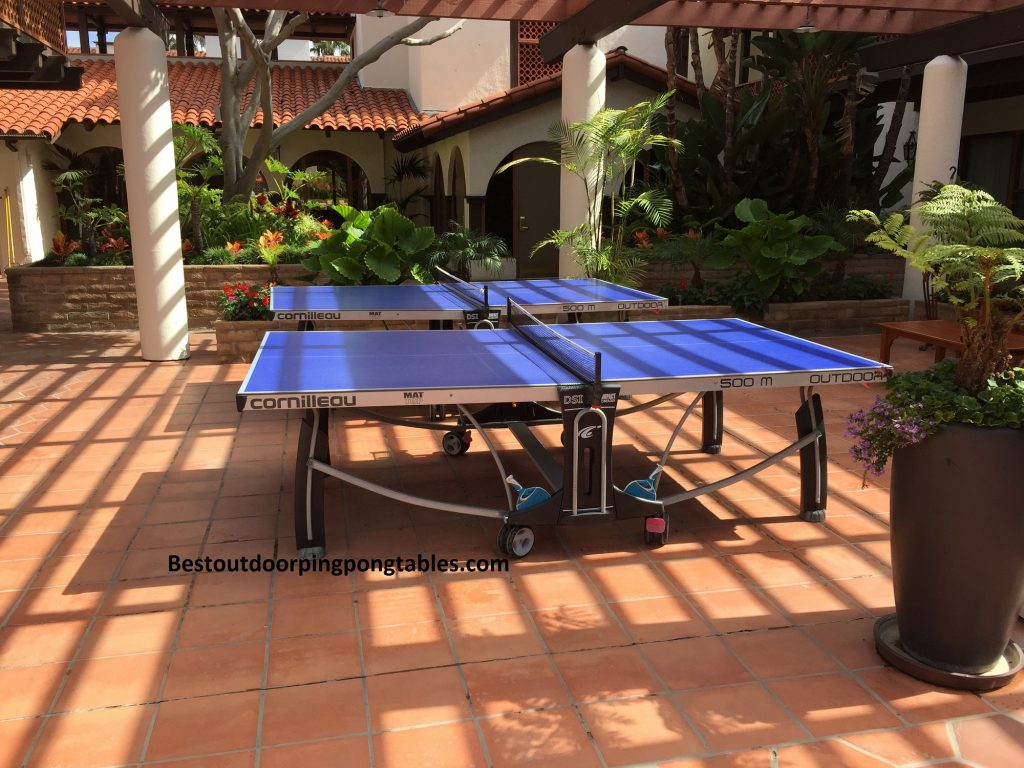 cornilleau 500M outdoor ping pong table
