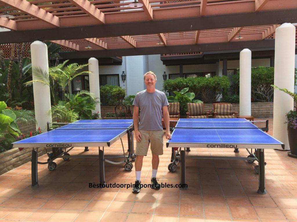 cornilleau 500 outdoor table