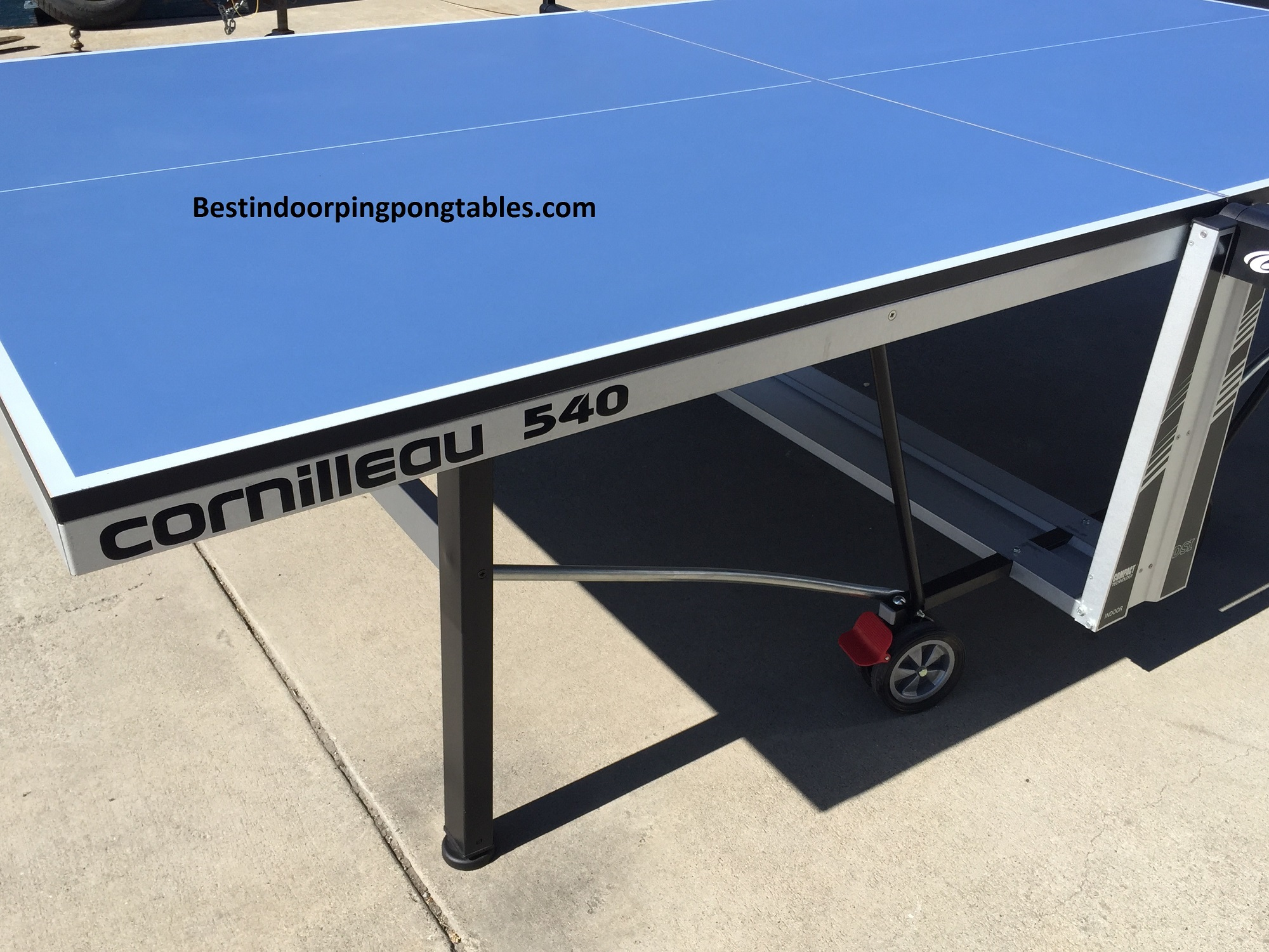 Cornilleau 540 indoor - Table ping pong cornilleau outdoor occasion ...