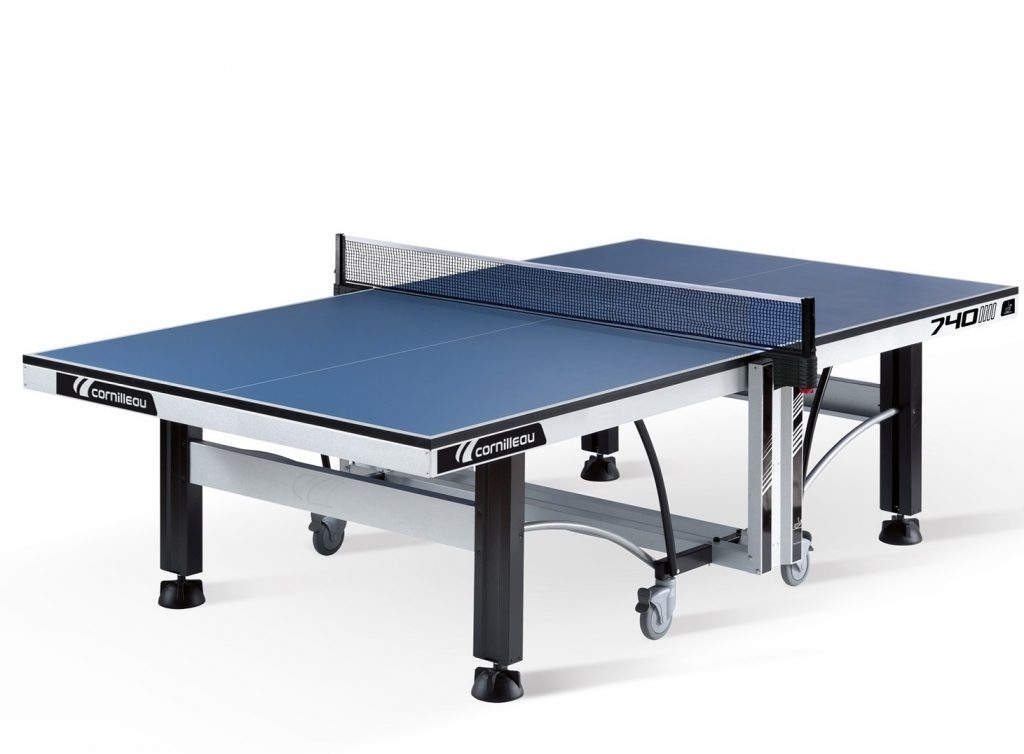cornilleau 740 indoor ping pong table. Black Bedroom Furniture Sets. Home Design Ideas