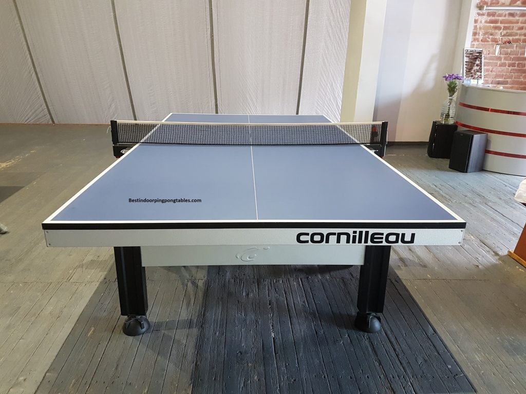 Cornilleau 740 indoor ping pong table - Table ping pong cornilleau outdoor ...