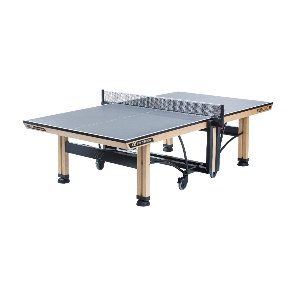 Cornilleau 850 wood indoor - Table ping pong cornilleau exterieur ...
