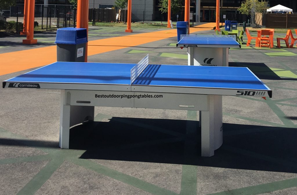 Outdoor ping pong tables - Table ping pong cornilleau outdoor ...